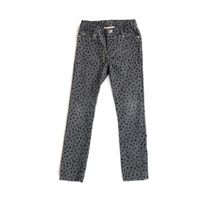 H&M jeggings, girl's size 6-7Y